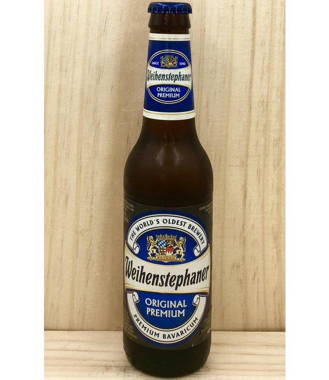 Weihenstephaner Original Premium 12oz bottle 6pk