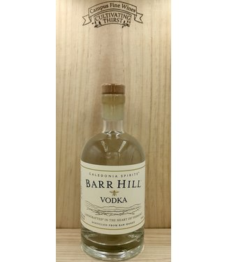 Barr Hill Vodka 750ml