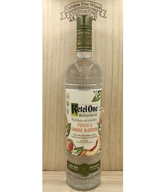 Ketel One Botanical Peach & Orange Blossom Vodka