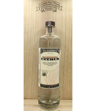 St George Citrus Vodka 750ml