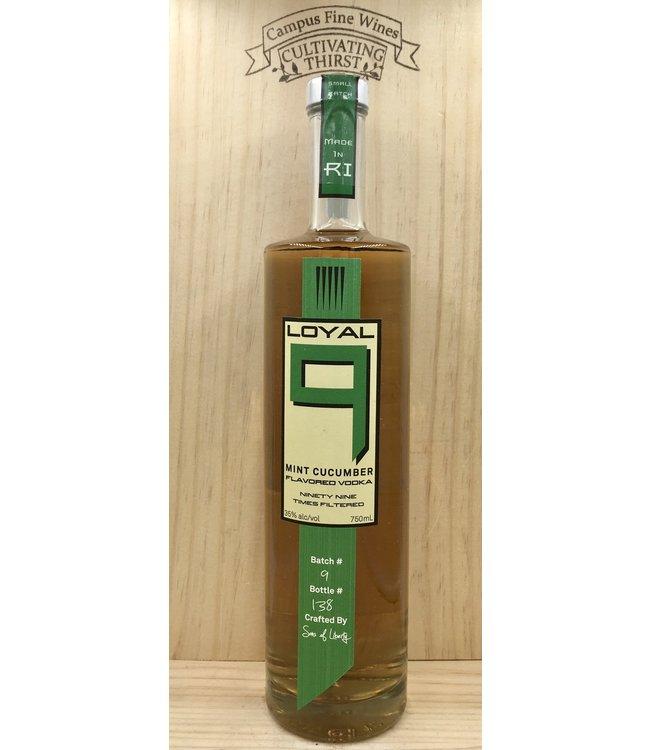 Sons of Liberty Loyal 9 Mint Cucumber Vodka 750ml