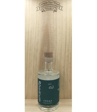 RI Spirits Rhodium Vodka 375ml