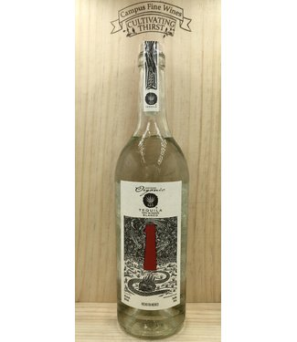 123 Tequila Blanco 750ml