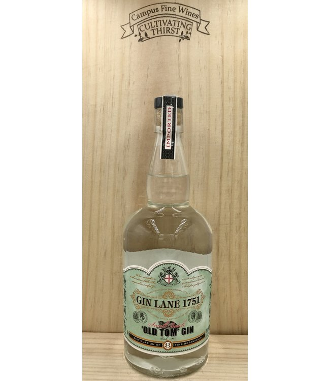 Gin Lane 1751 Old Tom Gin 750mL