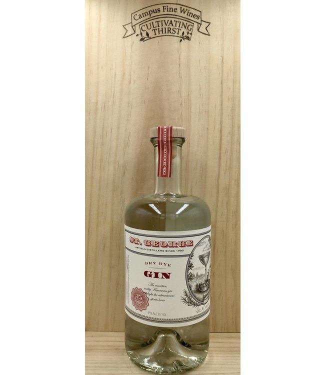 St George Rye Gin 750ml
