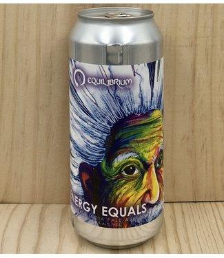 Equilibrium Energy Equals DIPA 16oz can 4pk