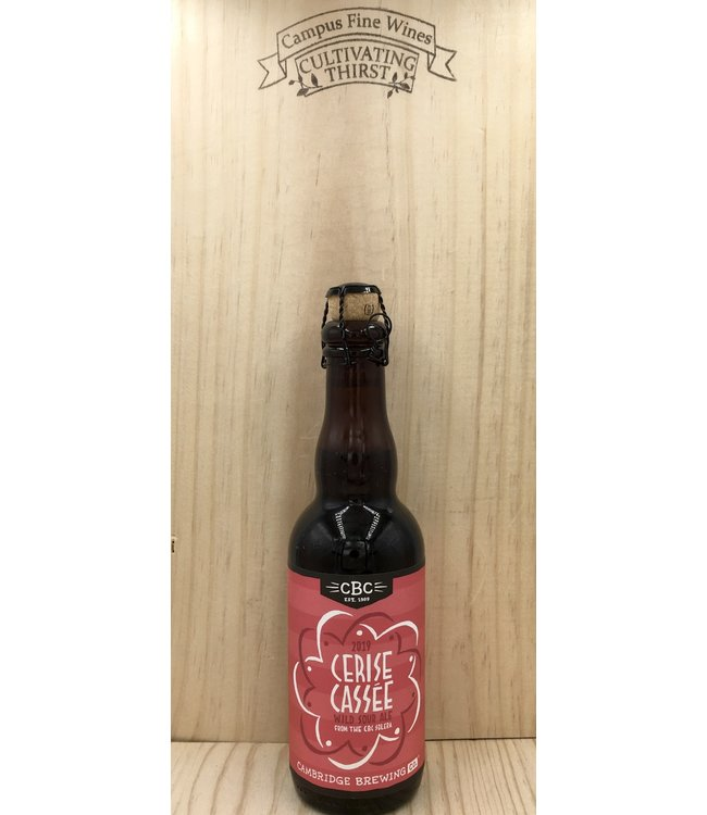 Cambridge Brewing Cerise Cassee 375ml