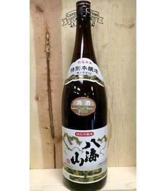 Hakkaisan Seishi Tokubetsu Honjyozo 8 Peaks 1.8 Liter