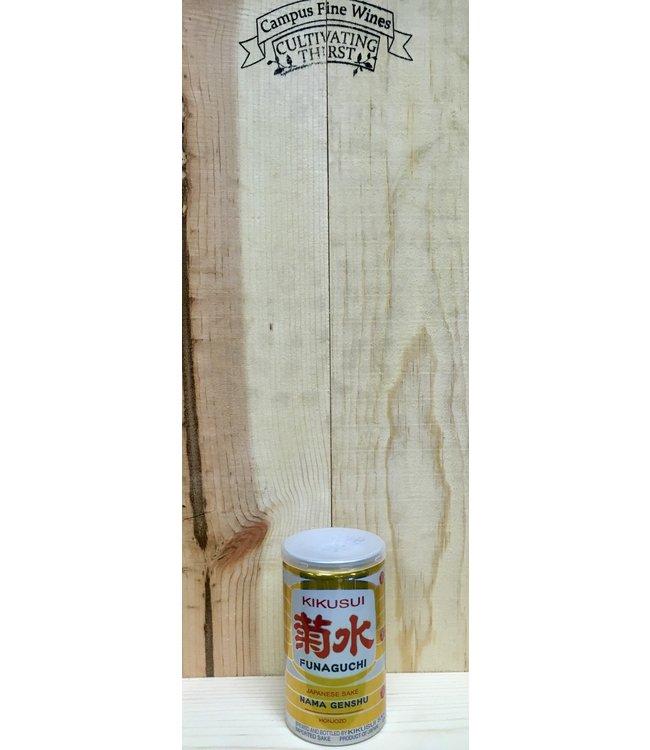 Kikusui Funaguchi Honjozo Yellow Can 200ml