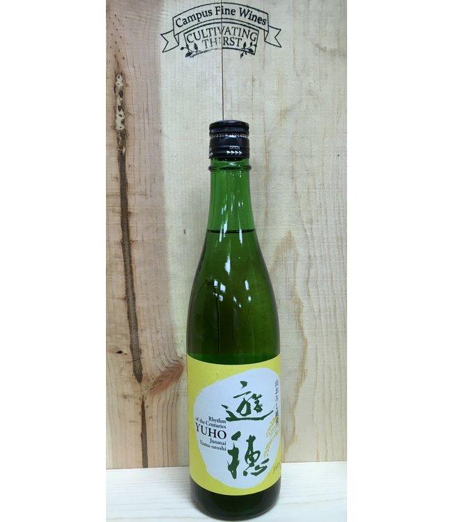 Yuho Rythm of the Centuries Junmai Yama-Oroshi Sake 720ml