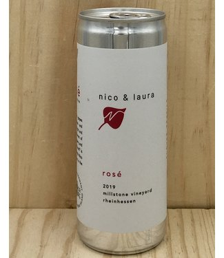 Anchor & Hope 'Nico & Laura' Rosé 250ml can single
