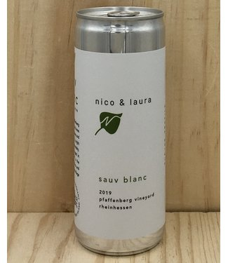 Anchor & Hope 'Nico & Laura' Sauvignon Blanc 250ml can single