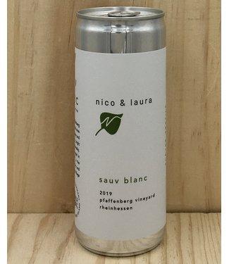 Anchor & Hope 'Nico & Laura' Sauvignon Blanc 250ml can single