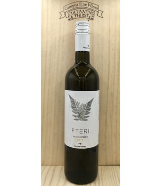 Troupis Winery Fteri Moschofilero 2018 750mL