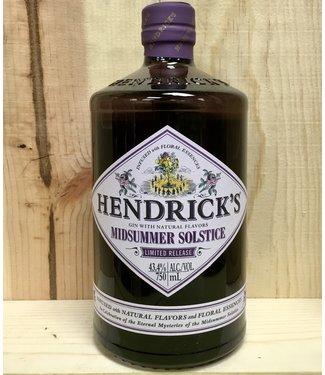 Hendricks Midsummer Solstice
