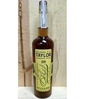 EH Taylor Seasoned Wood 750ml