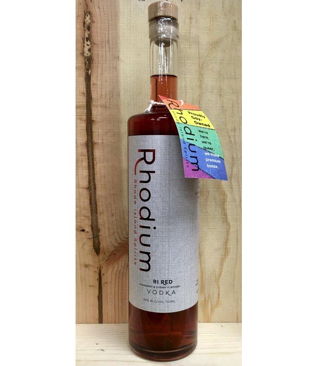 RI Spirits Rhodium RI Red Vodka 750ml