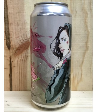 Artisanal Key Lime and Dragon Fruit sour 16oz can 4pk