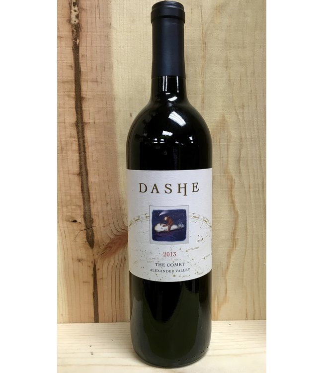 Dashe The Comet Alexander Valley 2013