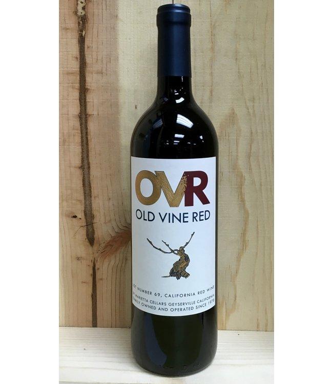 Marietta Old Vine Red 750ml
