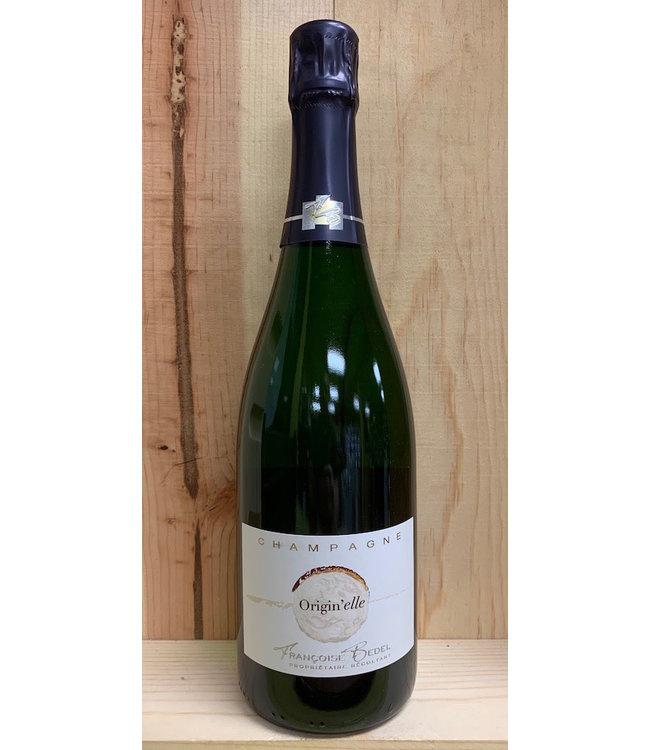 Champagne Francoise Bedel Origin'elle Extra Brut