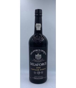 Delaforce Vintage Port 2000