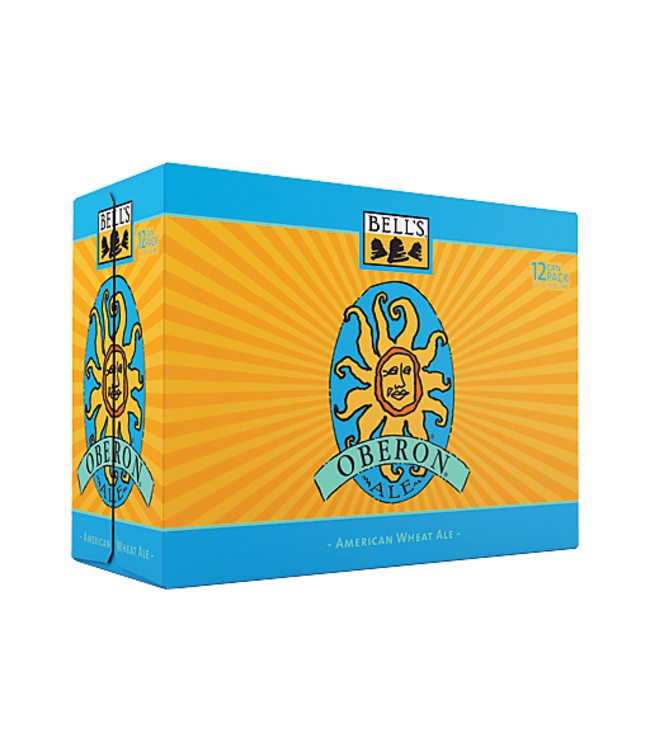 Bell's Oberon 12oz can 12pk