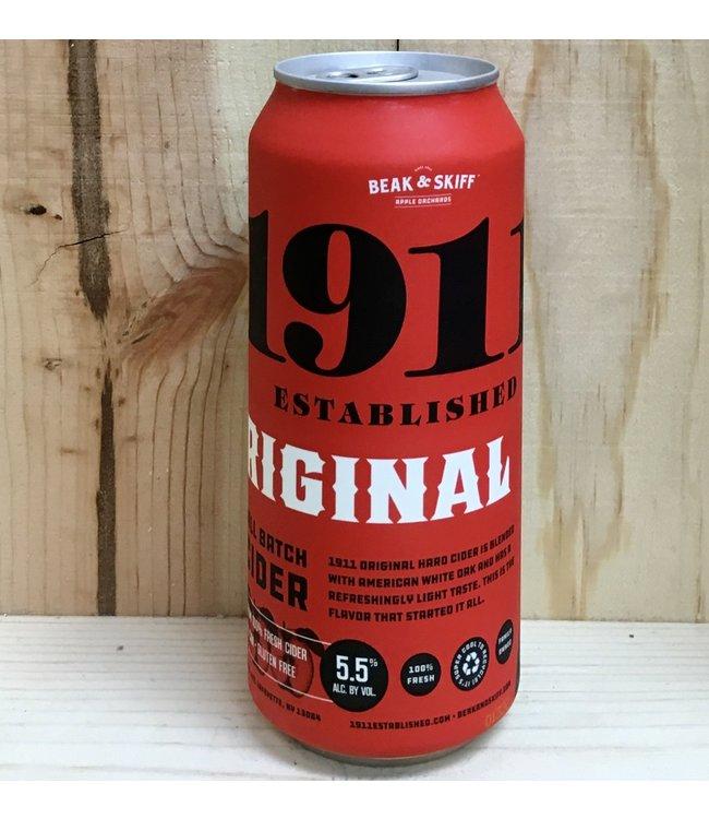1911 Original Cider 16oz can 4pk