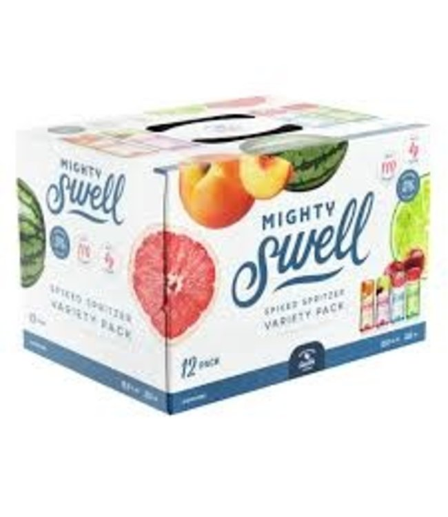 Mighty Swell 12oz can variety 12pk