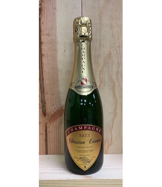 Champagne Christian Etienne Brut NV 375ml