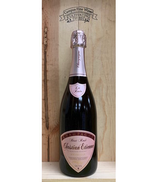 Champagne Christian Etienne Brut Rose La Rosee NV