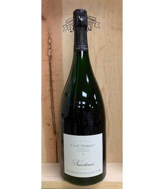 Champagne Cazé Thibaut Naturellement Extra Brut 2016 1.5L