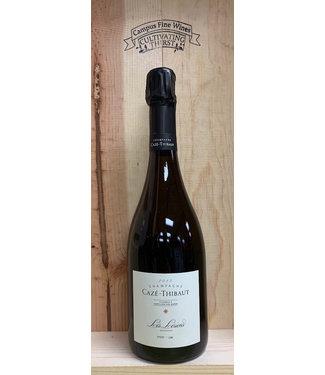 Champagne Cazé  Thibaut Les Leriens Extra Brut 2015