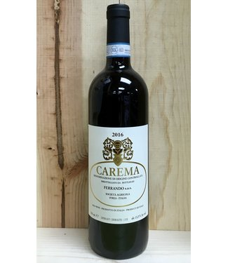 Ferrando Carema White Label 2016