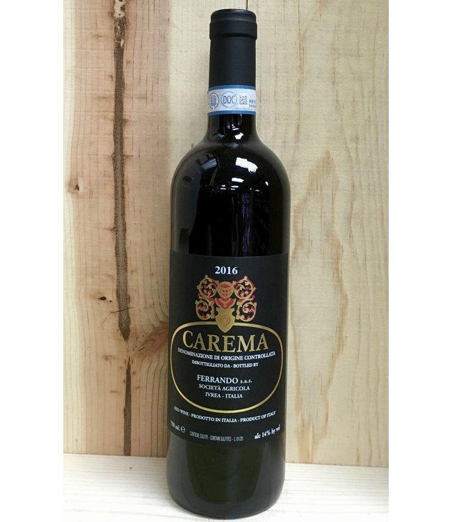 Ferrando Carema Black Label 2016