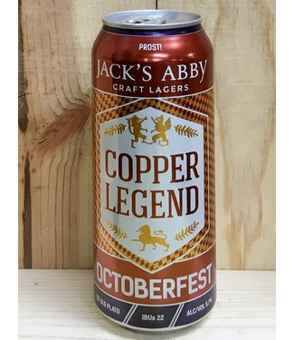 Jack's Abby Copper Legend 16oz can 4pk