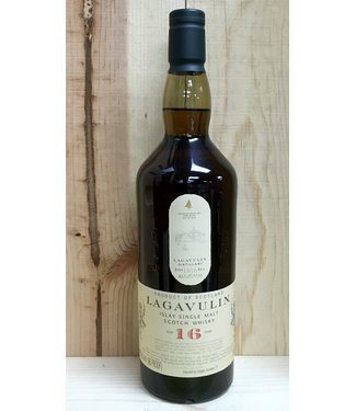 Lagavulin 16yr Single Malt