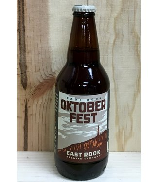East Rock Oktoberfest 12oz can 6pk