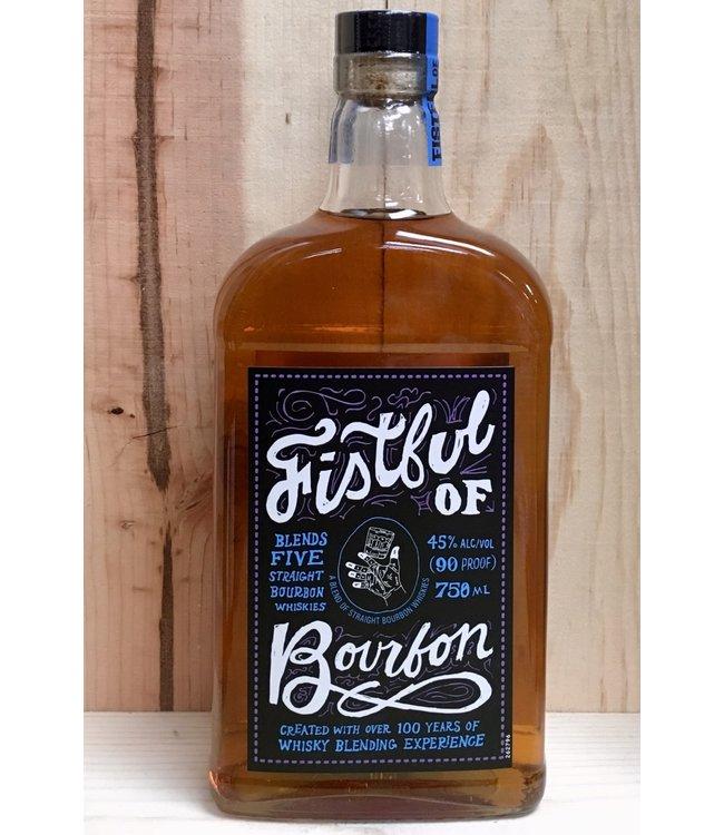 Fistfull of Bourbon 750ml