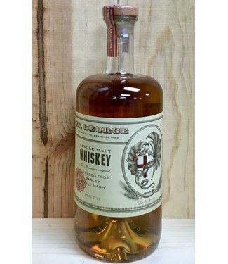 St George Single Malt Whiskey 750ml