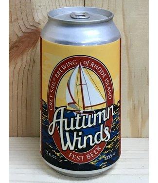 Grey Sail Autumn Winds 12oz can 6pk