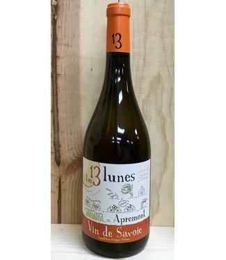 Domaine 13 Lunes Vin de Savoie Apremont Blanc 2019