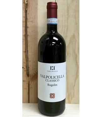 Corte Rugolin Valpolicella Classico 2018 750mL
