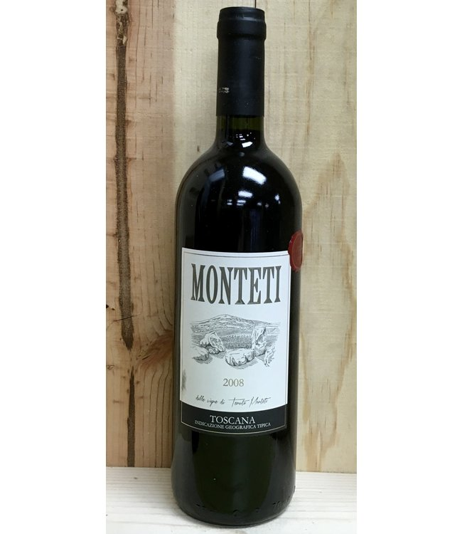 Tenuta Monteti Toscana 10th Anniversary 2008