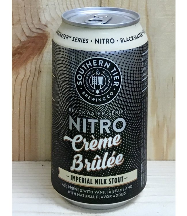 Southern Tier Nitro Creme Brulee 12oz can 4pk