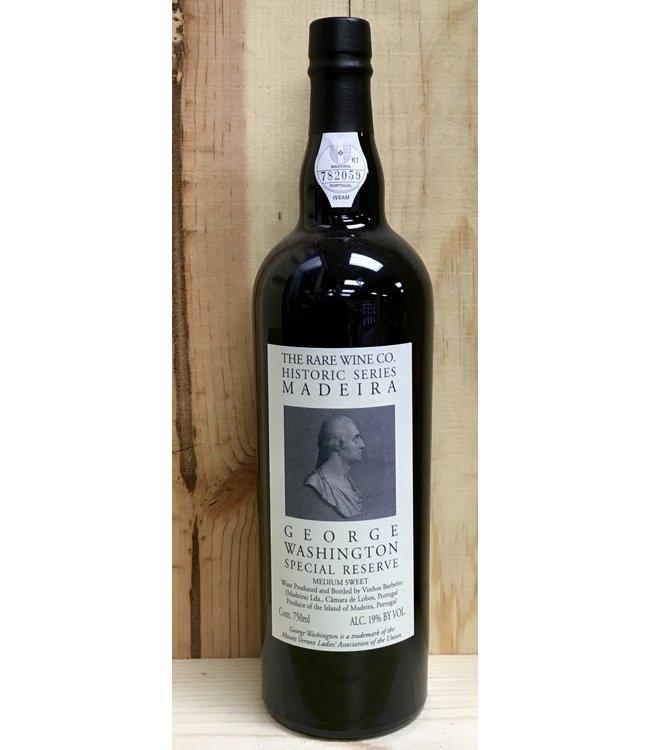 Rare Wine Co Historic George Washington Madeira