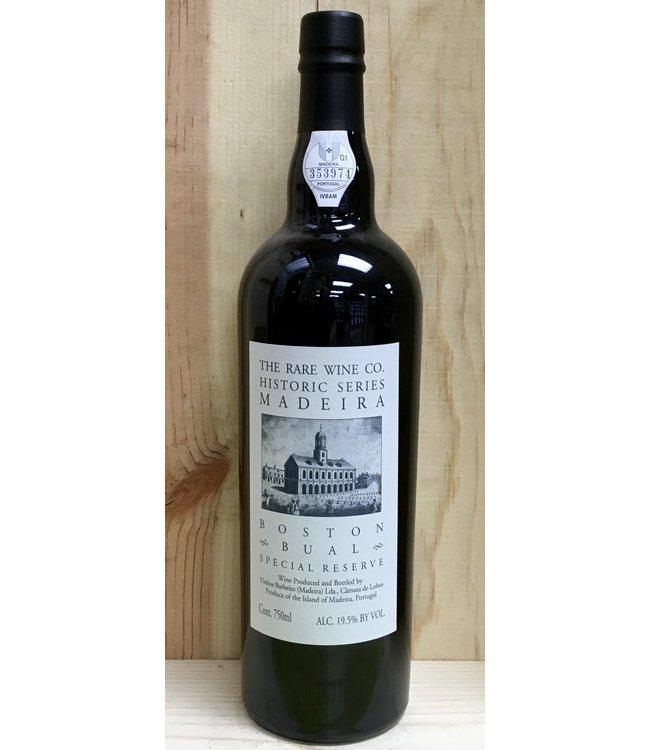 Rare Wine Co Boston Madeira