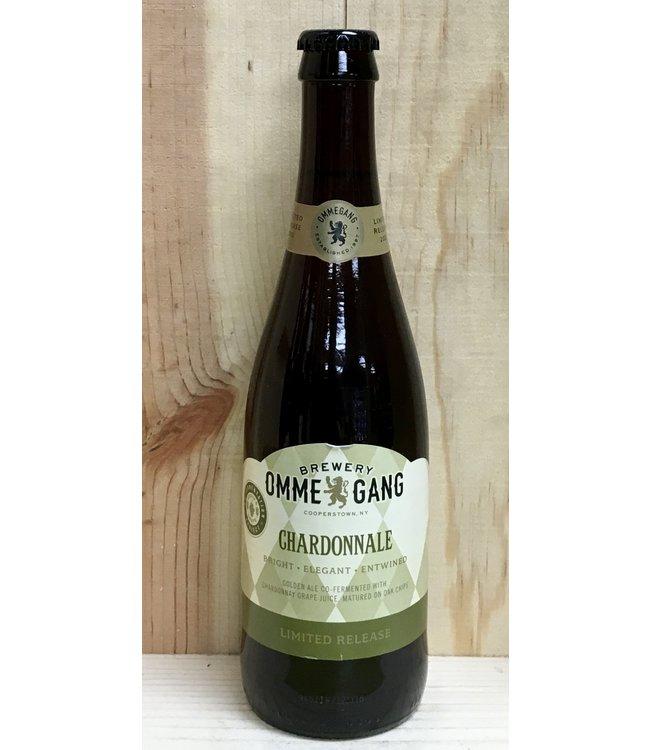 Ommegang Chardonnale 12oz bottle 4pk