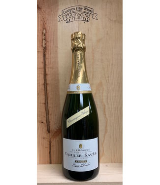 Champagne Camille Saves 1er Cru Carte Blanche NV 750ml