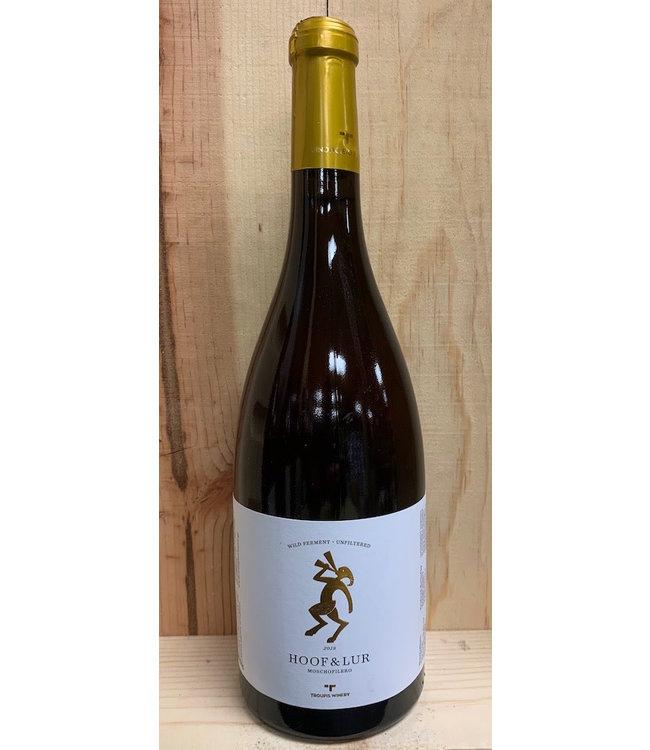 Troupis Hoof & Lur Moschofilero Amphora Orange Wine 2019